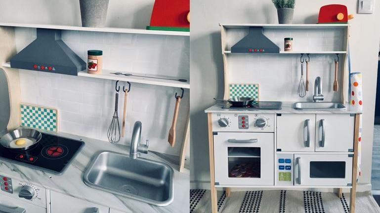 diy de la cuisine en bois lidl cherry on the couscous. Black Bedroom Furniture Sets. Home Design Ideas